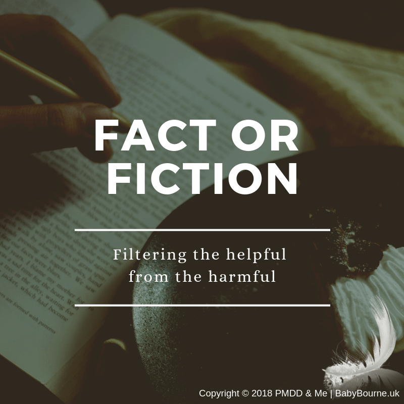 Fact or fiction - filtering the helpful from the harmful